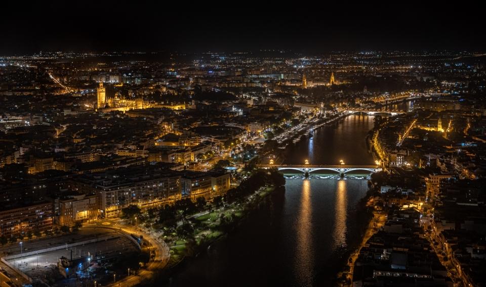 Vuela por Sevilla