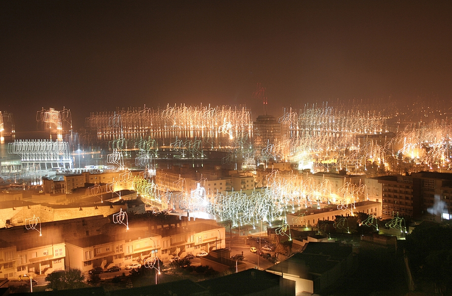 Nocturna de Melilla