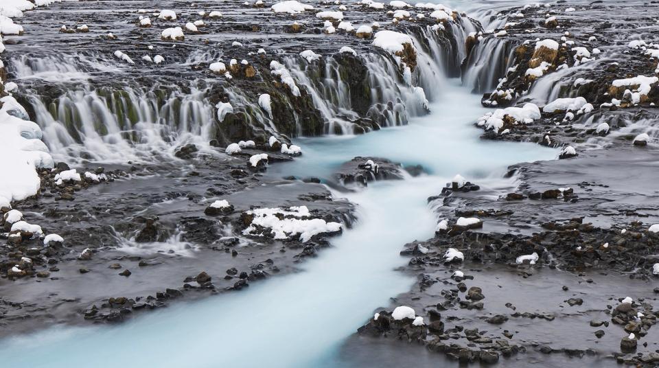 Iceland river