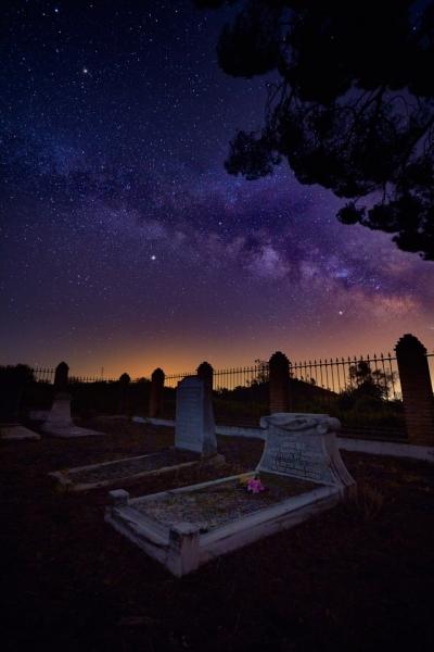 El Cementerio de Estrellas