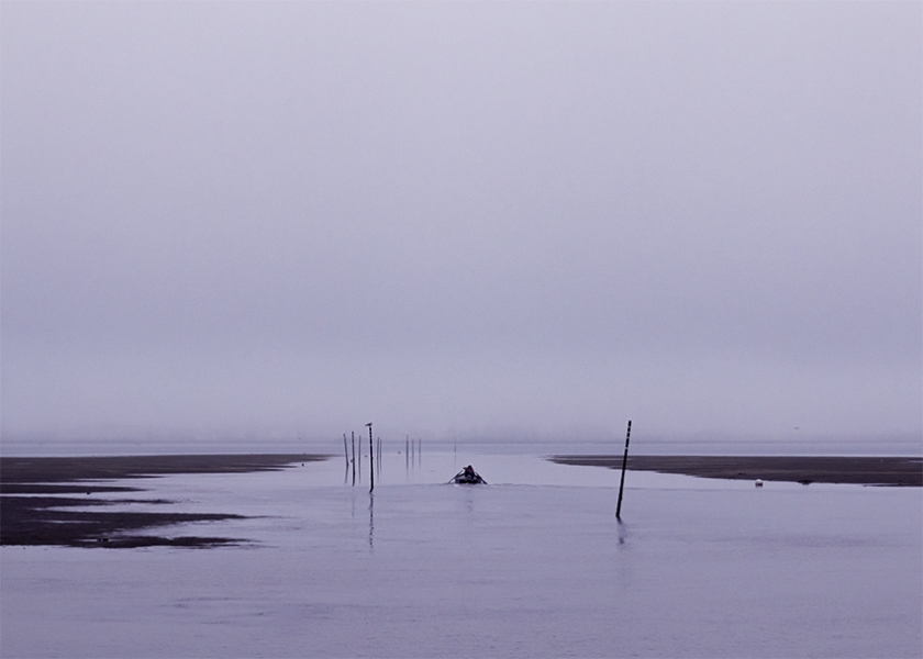 El mar, la mar.