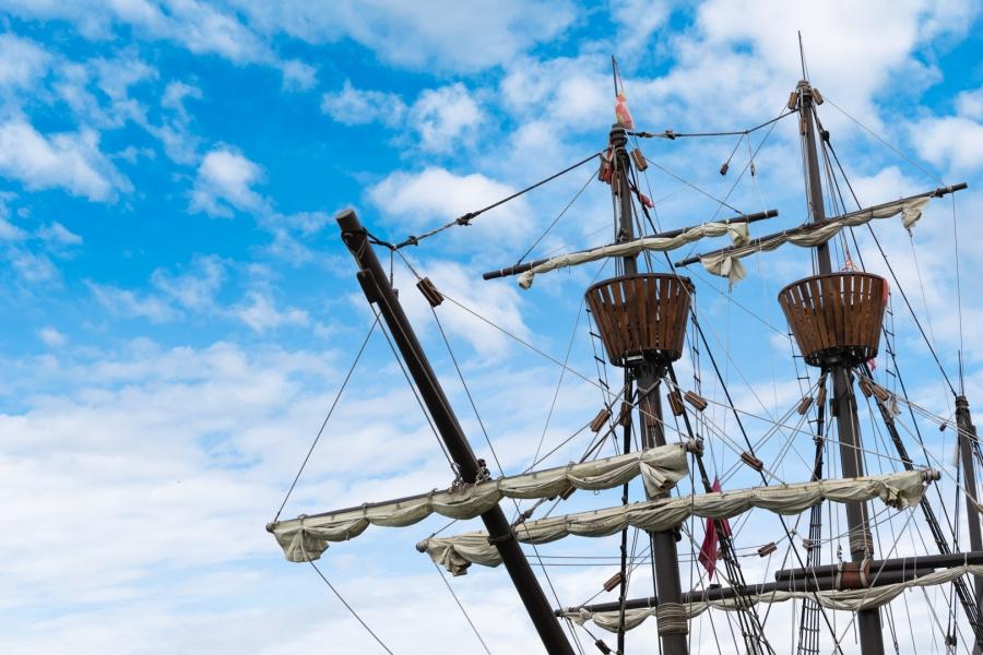 ¿Qué es mi barco? MI TESORO.