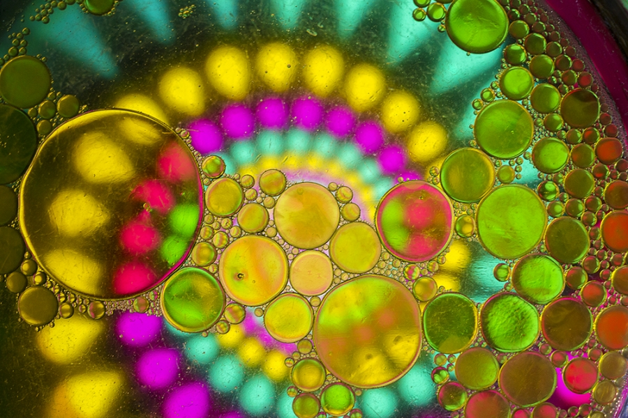 Carrusel de colores
