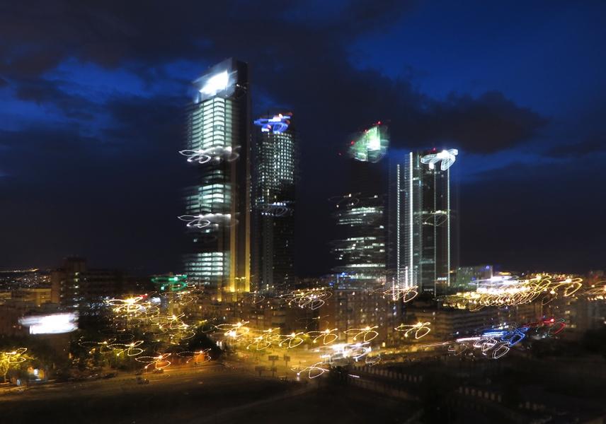 Rascacielos Chamartin