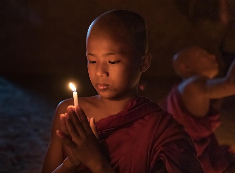 Monje Myanmar