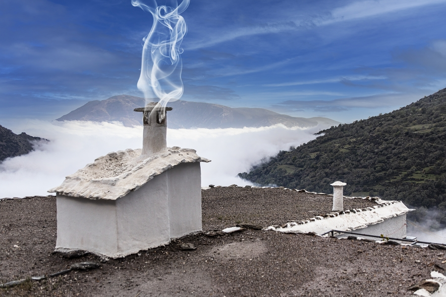 Niebla y humo