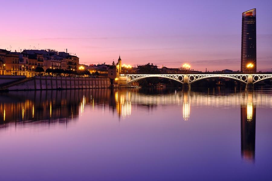 Sevilla en febrero
